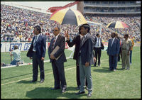 Ahmed Kathrada, release of ANC prisoners, Soweto, 1989