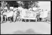 SANSCO protest, Cape Town