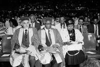 Govan Mbeki graduation, UWC