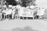 SASCO protest, Cape Town
