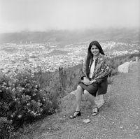 Media activist, Zubeida Jaffer, 1996