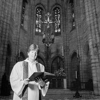 Reverend Wilma Terry Jacobsen, 1996