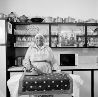 """Hadjira """"Haya"""" Isaacs, 1996"""