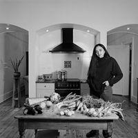 Zubeida Vallie self-portrait, 1996