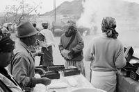 Bread-baking project, Limpopo, 1997