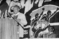 COSATU National Congress, Johannesburg, 1991