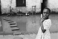 Flooding, Mozambique, 2000