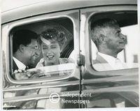 Allan Boesak marries Elna Botha, Cape Town