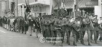 Annual memorial service of the Cape Corps Ex-servicemen's Legion, Cape Town