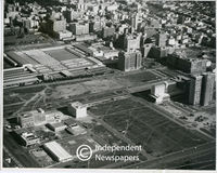 Aerial view, Cape Town City