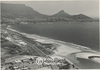 Aerial view of Otto du Plessis, Cape Town