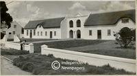 A restored Koornhoop, Cape Town