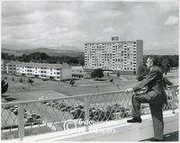 Apartheid-era Mayor of Bellville, Cape Town