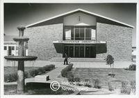 Apartheid-era Bellville South Community Centre, Cape Town