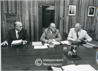 Apartheid-era Ministers in the government of B J Vorster, Cape Town