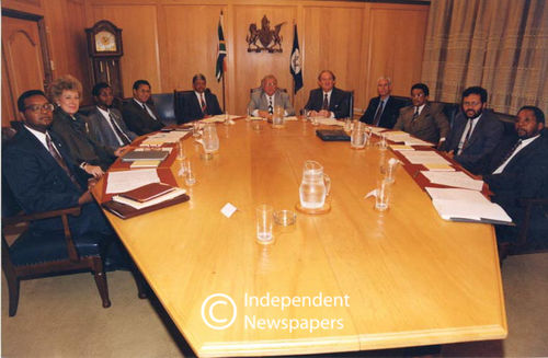 cape town south africa government