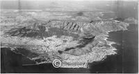 Aerial view, Cape Peninsula, 1967