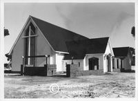 Baptist Church at Meadowridge, Cape Town, 1966