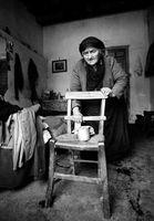 Elderly woman, Greece