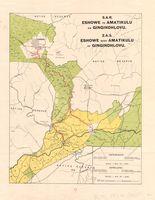 S.A.R. Eshowe to Amatikulu or Gingindhlovu = Eshowe naar Amatikulu ofGingindhlovu