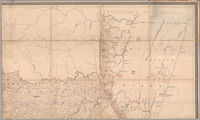 Map of the colony of Natal. Pongola