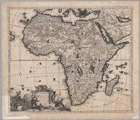 Novissima et perfectissima Africae descriptio--[cartographic material]