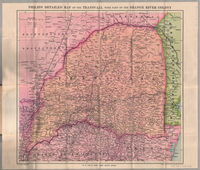 Philips' detailed map of the Transvaal with part of the Orange River Colony--[cartographic material]