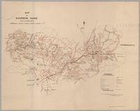 Map of Zuurberg range