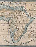 A new map of Africk