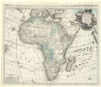 L'Afrique dressée sur les observations de Mrs. de l'Academie Royal des Sciences, et quelques autres, & sur les memoires les plus recens
