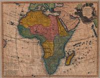 L'Afrique--[cartographic material] : dressée sur les observations de Mrs. de l'Academie Royale des Sciences, et quelques autres & sur les memoires les plus recens