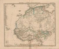 Mittel- und Nord-Africa, Westl. Theil