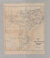 Carta da African oriental portugueza : Moçambique