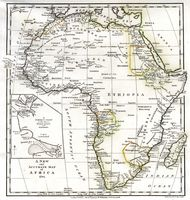 A new and accurate map of Africa