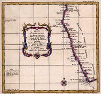 Coste Occidentale D'Afrique, Depuis le XI.e Dégré de Latitude Méridionale, Jusqu'au Cap de Bonne Espérance :