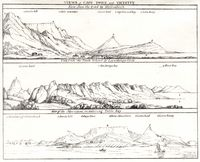 Views of Cape Town and vicinity