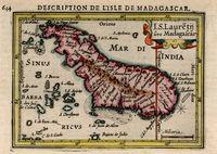 I.S. Lauretij sive Madagascar