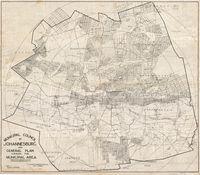 Municipal Council of Johannesburg 1910