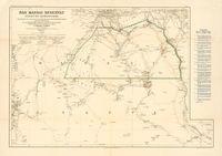 Das Massai-Reservat südlich des Kilimandscharo :