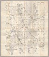 German S. W. Africa : Sheet 21 Arahoab