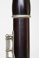 Concert flute, Boehm system