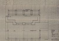 Proposed railings on street frontage: 47 Hastings Street, Tamboerskloof
