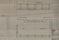 Proposed railings on street frontage: House Ford, 49 Hastings Street, Tamboerskloof