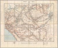 German East Africa. Gáwiro