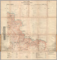 Cape Colony reconnaissance series. Stinkfontein