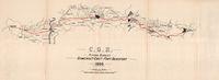 C.G.R. flying survey : Somerset East-Fort Beaufort, 1896