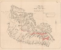 Plan of a portion of the Breede River Basin