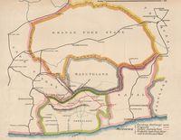 Survey of Indwe to Natal border