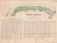 Douglas irrigation