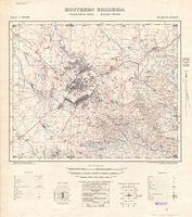 Southern Rhodesia. Bulawayo District